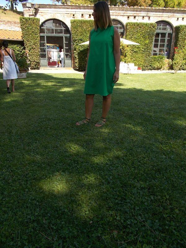 abito LiberT verde