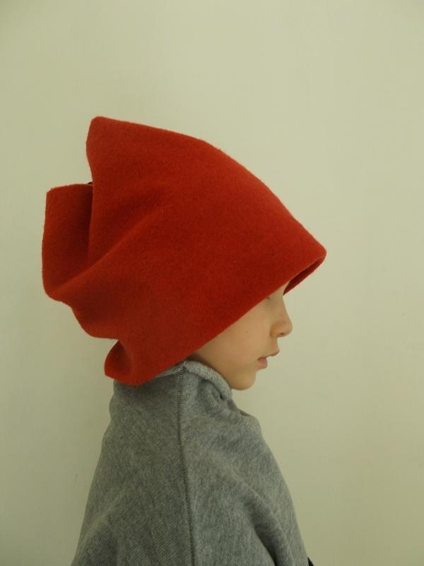 cappello rosso