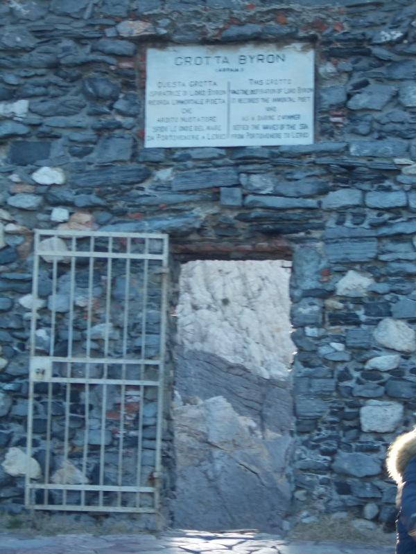 grotta byron