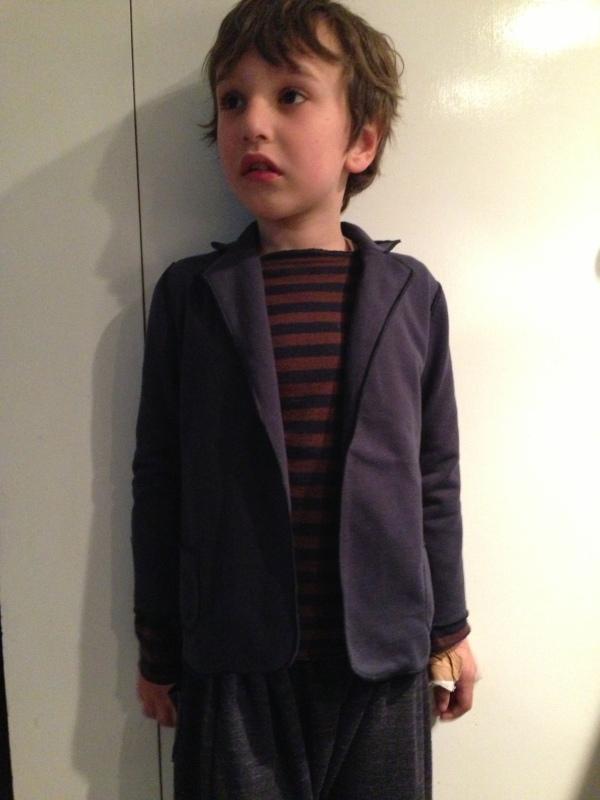 giacca kid